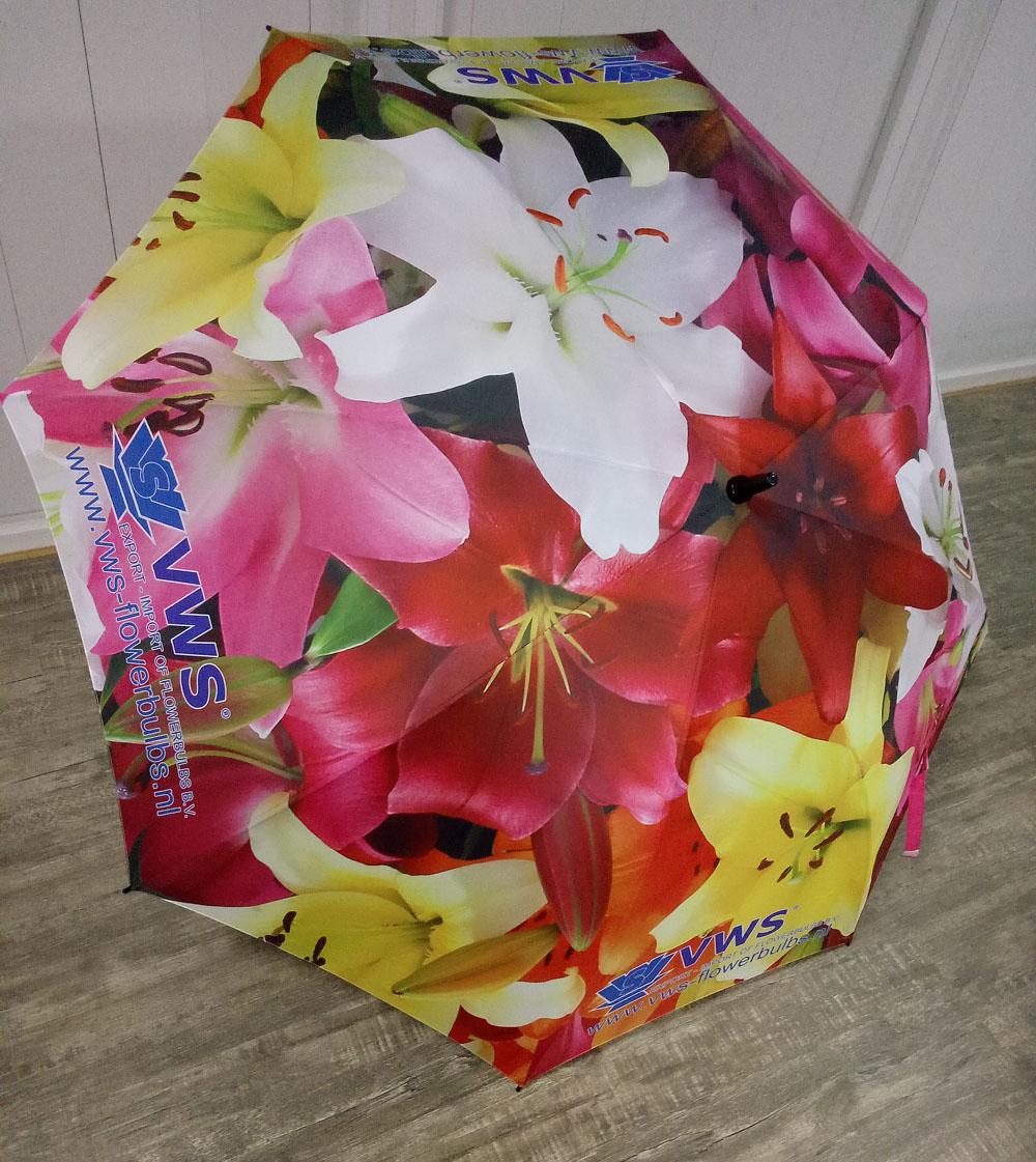 VWS Flowerbulbs paraplu
