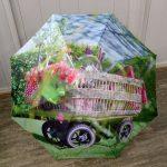 custom made paraplu, maatwerk paraplu